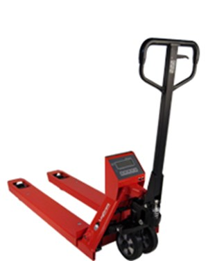 Pallet trucks, Weighing scale pallet truck, WSP 2200